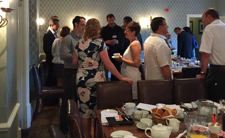 Networking - 1st Friday Business Club brought to you by Winchester Bourne